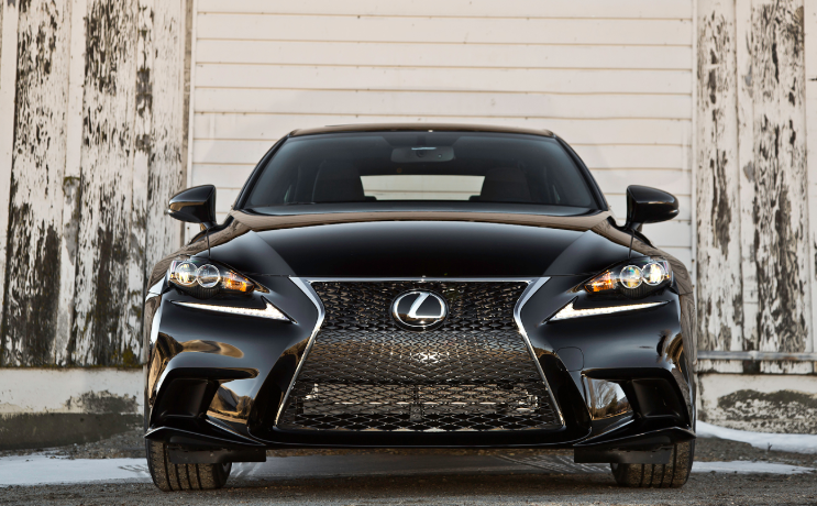 2019 Lexus IS 350 F-Sport 0-60 redesign