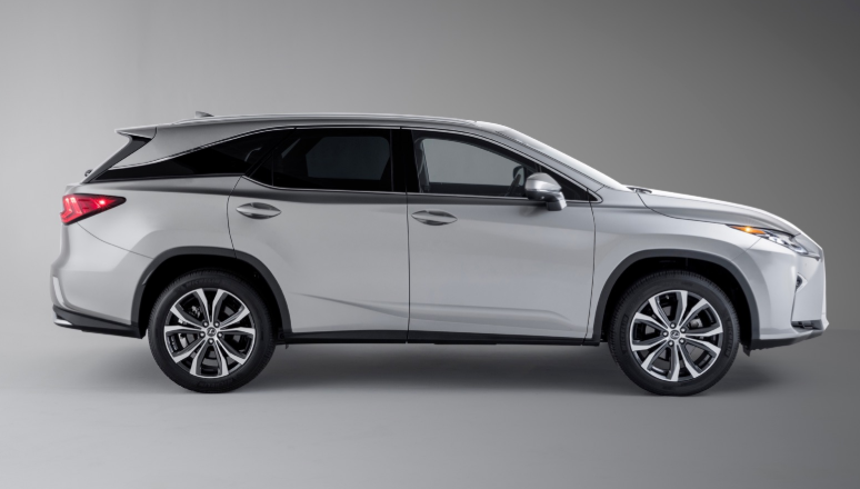 2019 Lexus RX 350L 7-Seater design