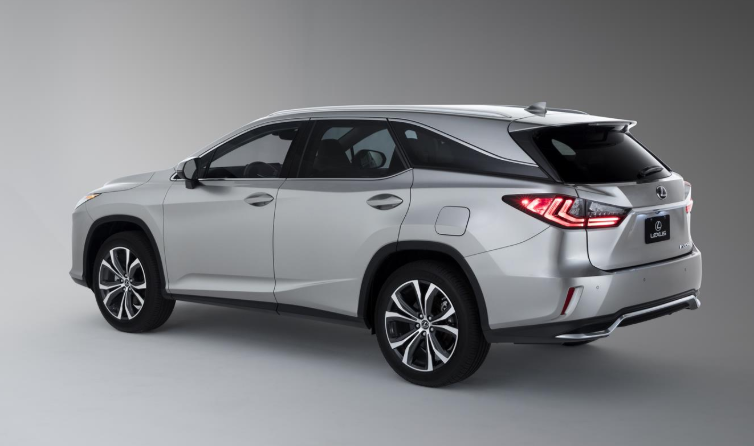 2019 lexus rx 350l threerow review and colors  2020
