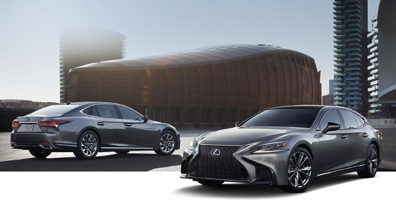 2019 Lexus LS Hi There-Tech System review