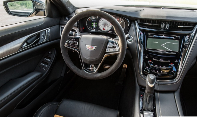 2021 Cadillac Cts V Coupe Interior  Release Date  Price