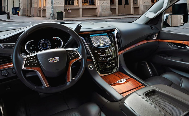 2021 cadillac escalade new