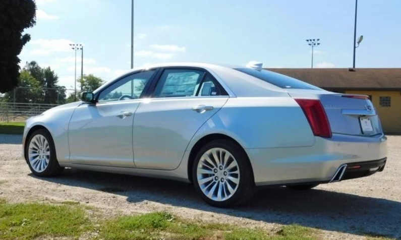 2019 Cadillac ATS 2.0L Turbo Luxury