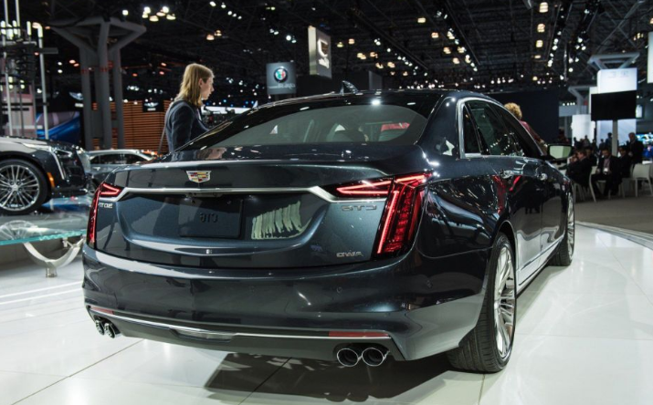 2019 Cadillac Deville Coupe