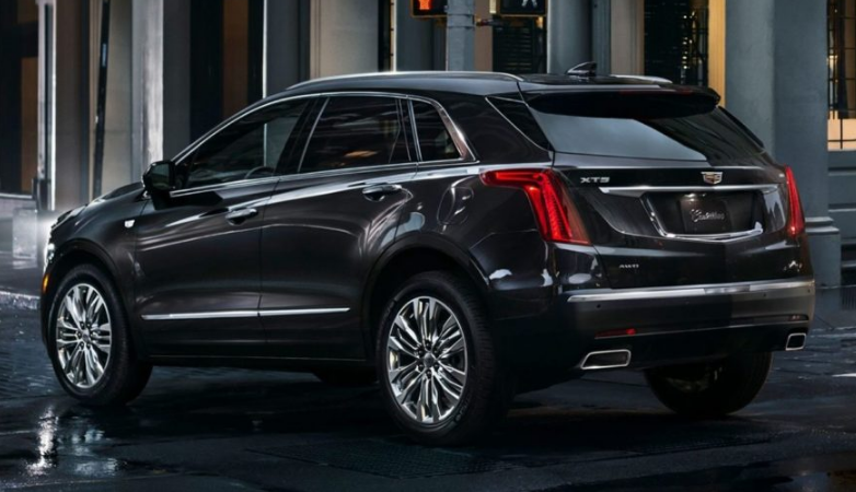 2019 Cadillac XT5 3Rd Row Colors, Changes, Release Date