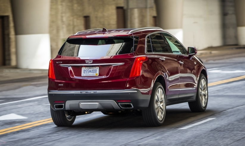 2019 cadillac xt5 canada release date  colors  changes