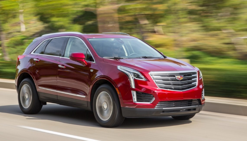 2019 cadillac xt5 suv colors changes release date