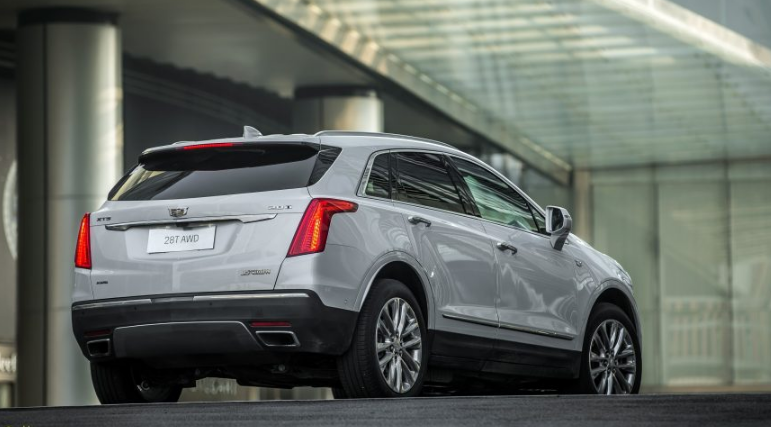 2019 Cadillac XT5 Sports Colors, Changes, Release Date ...