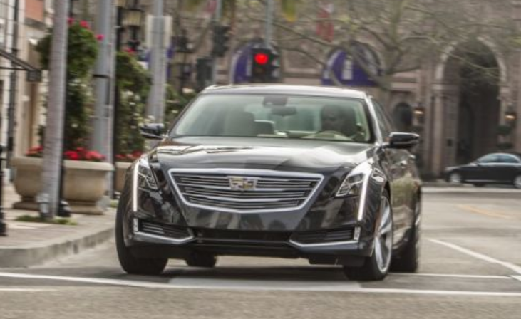 2019 Cadillac CT8 Coupe