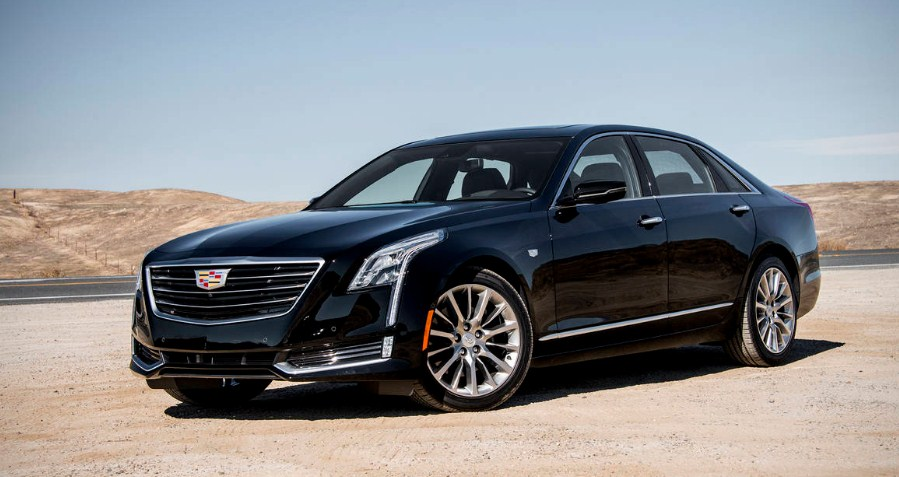 2020 Cadillac CT6 V-Sport Twin Turbo V8
