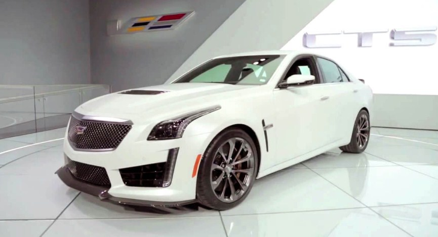 2020 Cadillac CTS Coupe