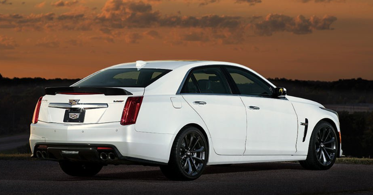 2020 Cadillac Cts 3.6l Luxury