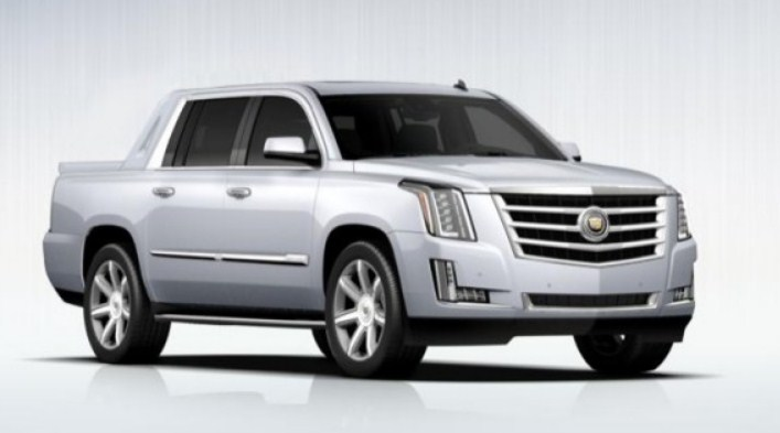 2020 cadillac escalade pickup concept  price  interior  release date  colors