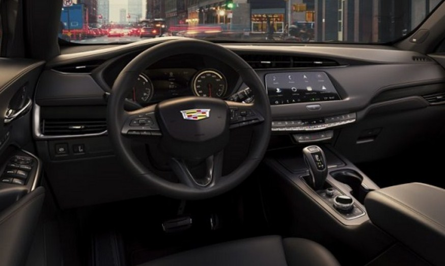 2020 cadillac xt4 release date  interior  colors  price