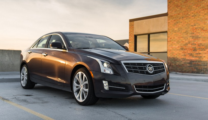 2020 Cadillac ATS 2.0L Turbo Luxury