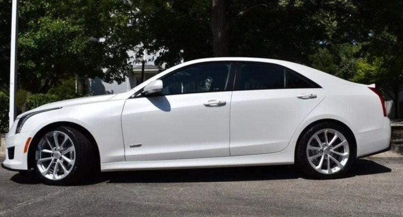 2020 Cadillac ATS V Sedan Specs, Engine, Release Date ...