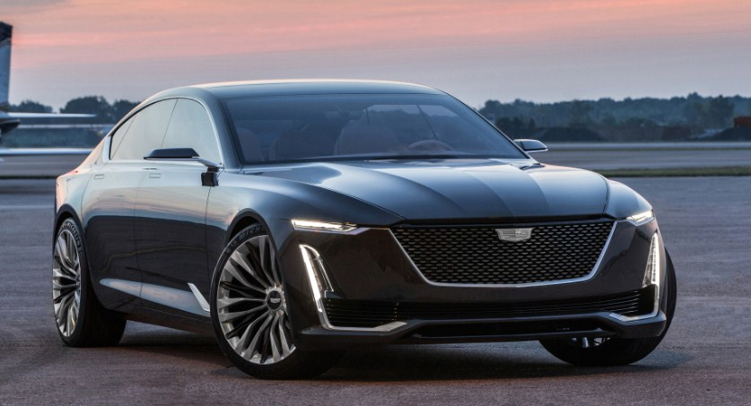 2020 Cadillac CT8 Coupe