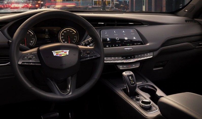 2020 cadillac srx luxury colors  price  release date  interior