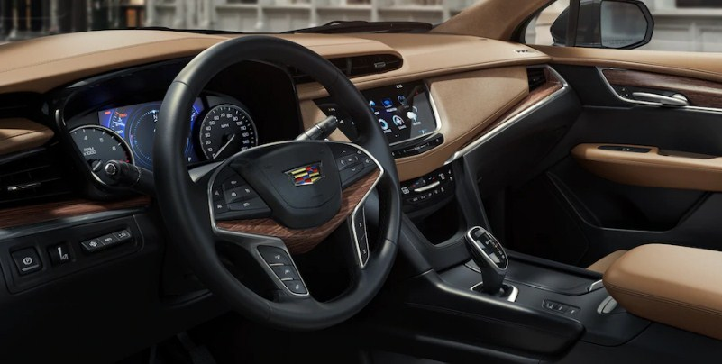 2020 cadillac xt5 crossover colors, changes, release date