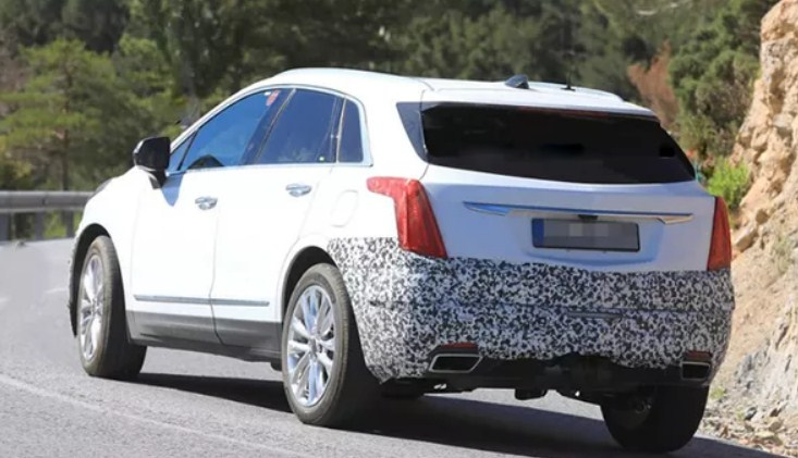 2020 Cadillac XT5 SUV Colors, Changes, Release Date ...