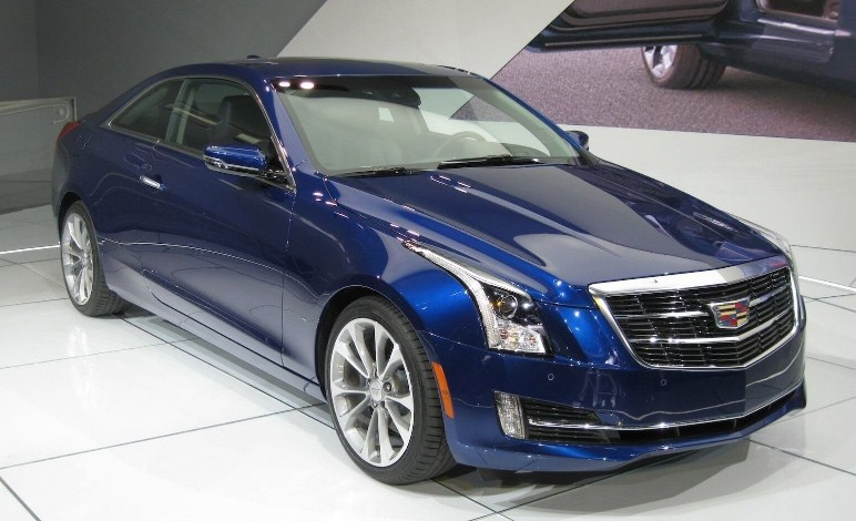 2020 New Cadillac CT8
