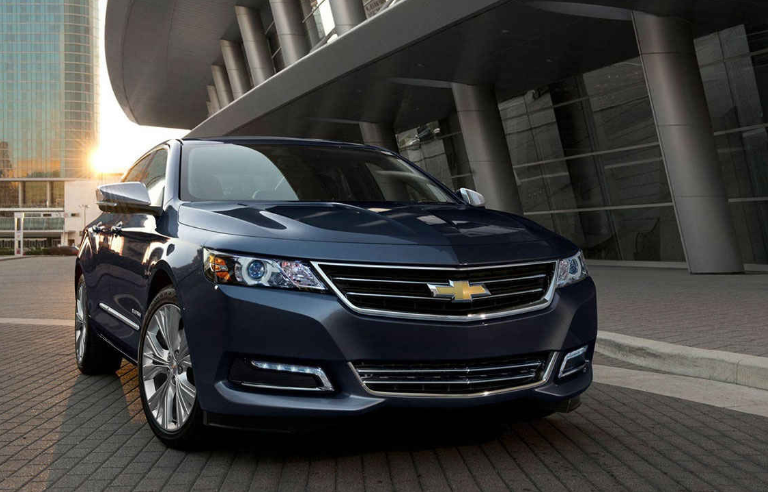 2020 chevrolet impala ss concept redesign release date