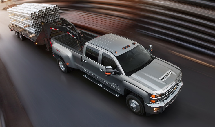 2020 Chevy 2500 news
