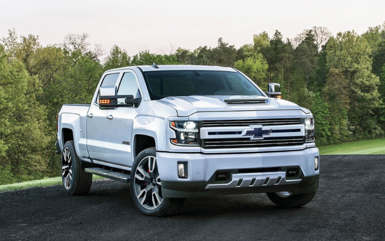 2020 Chevy 2500HD new