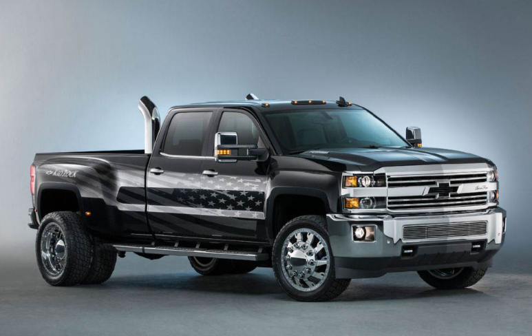 2020 Chevy 3500 Duramax news