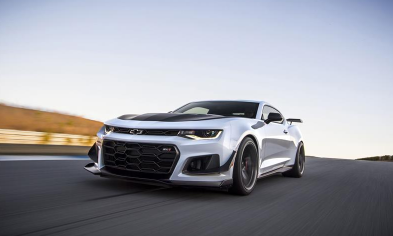 2020 Chevy Camaro Australia changes