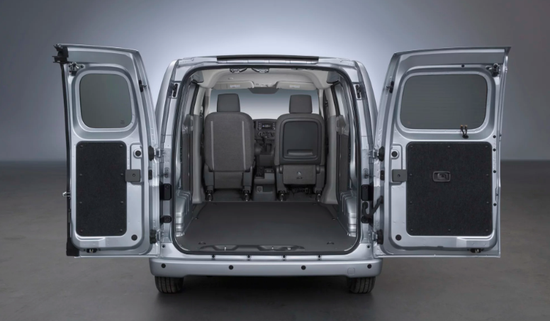 2020 Chevy Express changes
