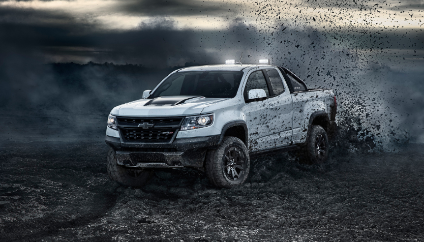 2019 Chevrolet Colorado Crew Cab review