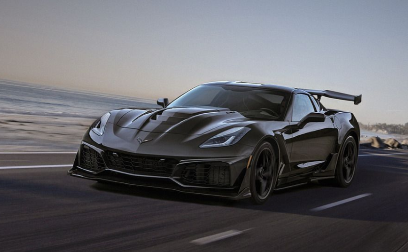 2020 Chevy Corvette ZR1 0-60
