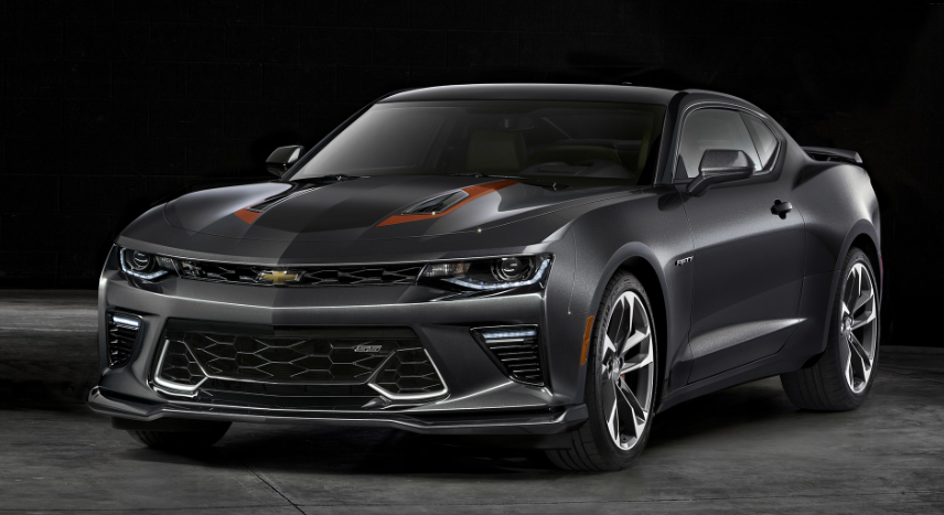 2019 Chevy Camaro SS release date
