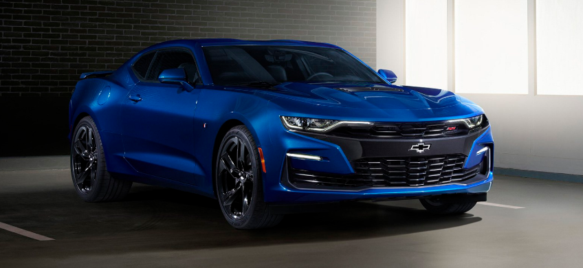 2019 Chevy Camaro Turbo 1LE design