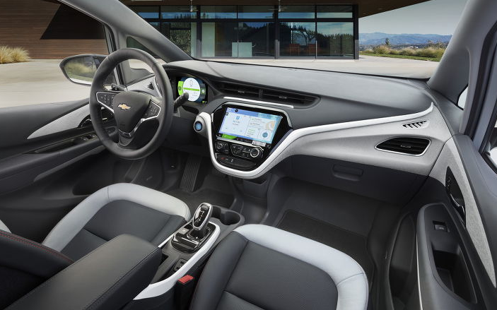2019 Chevy Chevelle Super Sport interior