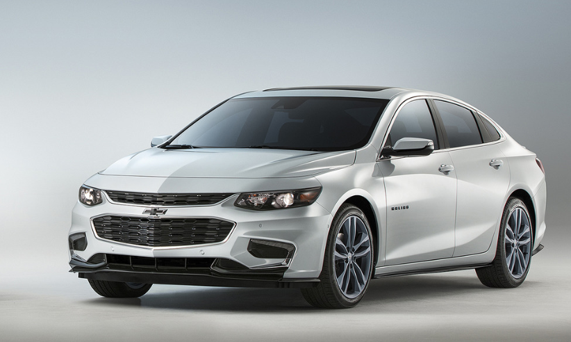 2019 Chevy Malibu RS release date