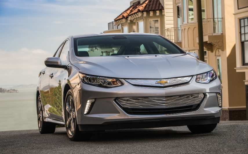 2020 Chevy Volt review
