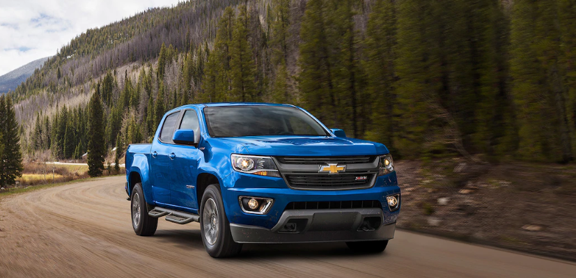 2019 Chevrolet Colorado Towing Capacity redesign