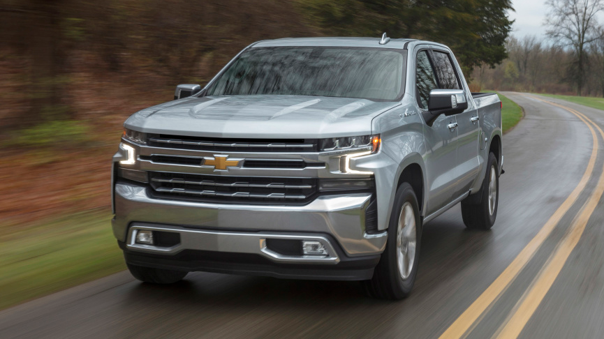 2019 Chevy 3100 redesign