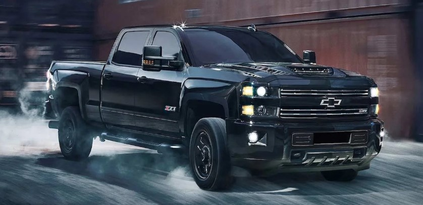 2019 Chevy C/K 2500 changes