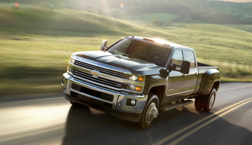 2019 Chevy C/K 3500 release date