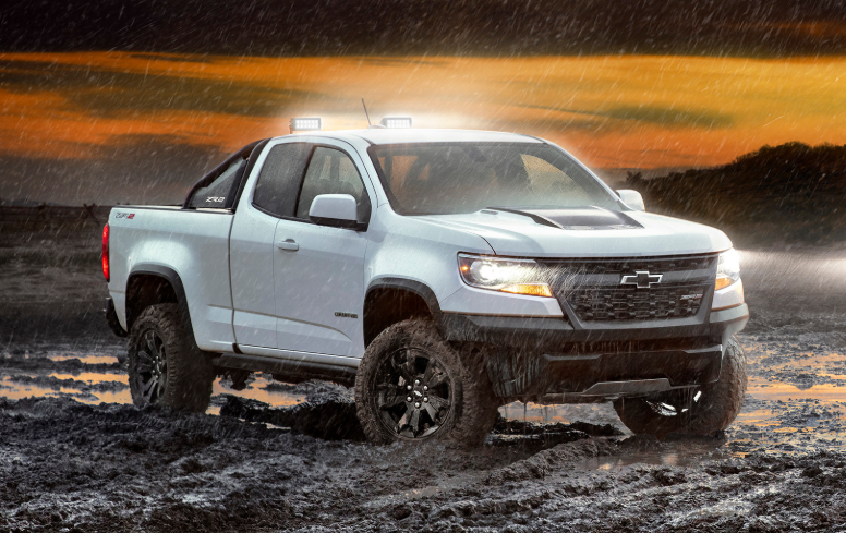2019 Chevy Colorado Dusk Edition release date