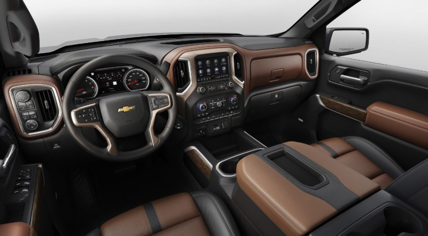 2019 Chevrolet Reaper changes