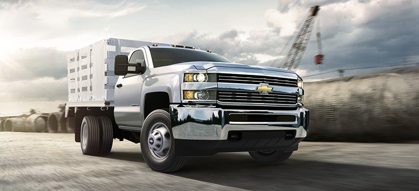 2019 Chevy 3600 changes