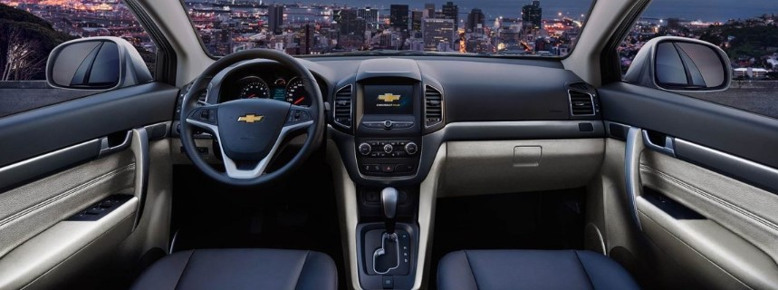 2019 Chevy Captiva release date