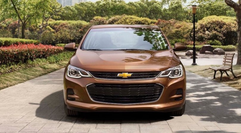 2019 Chevy Cavalier redesign