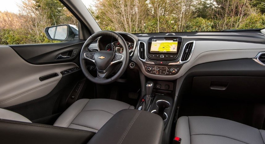 2019 Chevy Equinox changes
