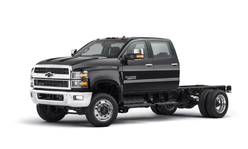 2019 Chevy Kodiak HD 4500 release date