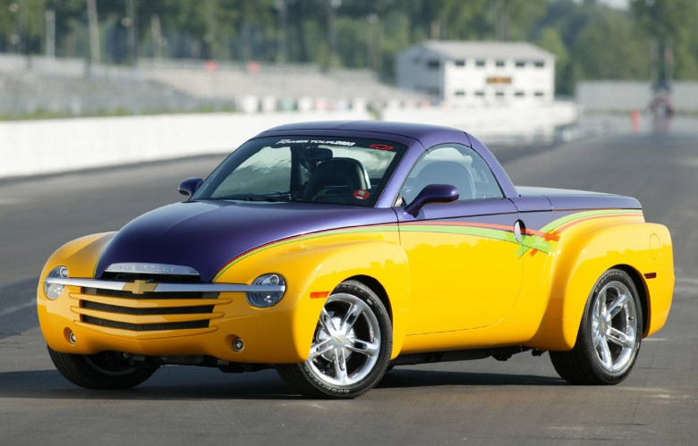 2019 Chevy SSR redesign